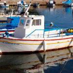 Vokaria Fishing Harbor